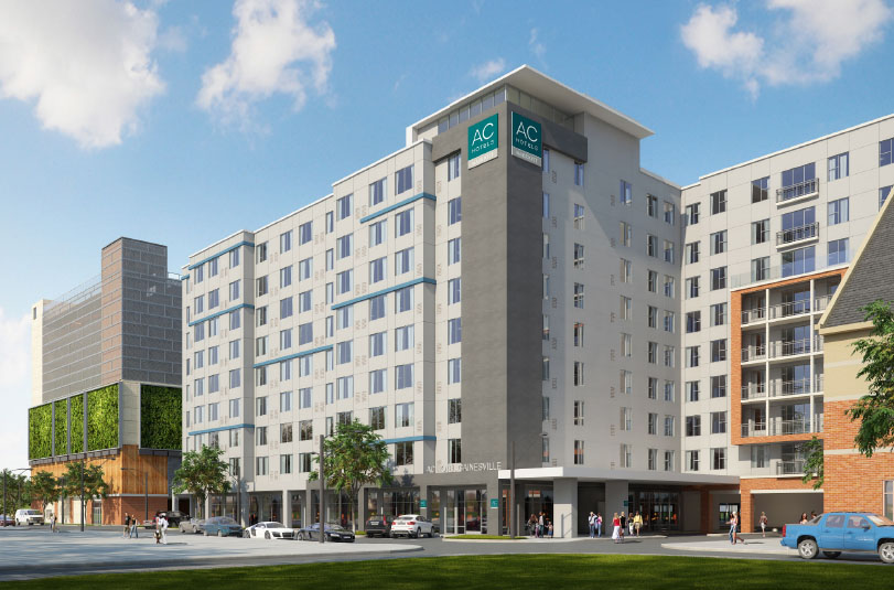 High Demand Brings Hotels To Greater Gainesville