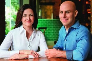 """Option B"""" By Sheryl Sandberg and Adam Grant - Business in"""