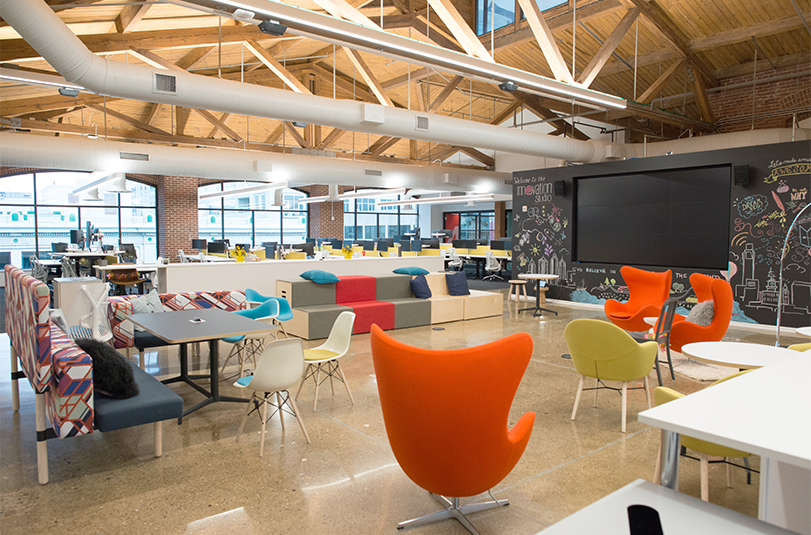 The Growing Impact Of Work Space Design For Company Success Business In Greater Gainesville