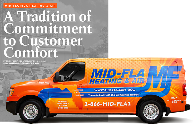 A Tradition of Commitment to Customer Comfort - Business in