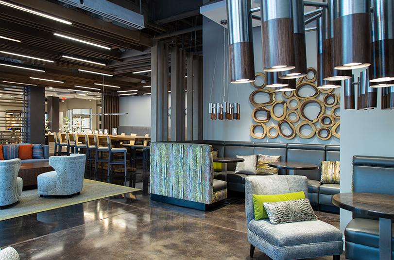Hotel Indigo Adds To Celebration Pointe S Neighborhood Feel