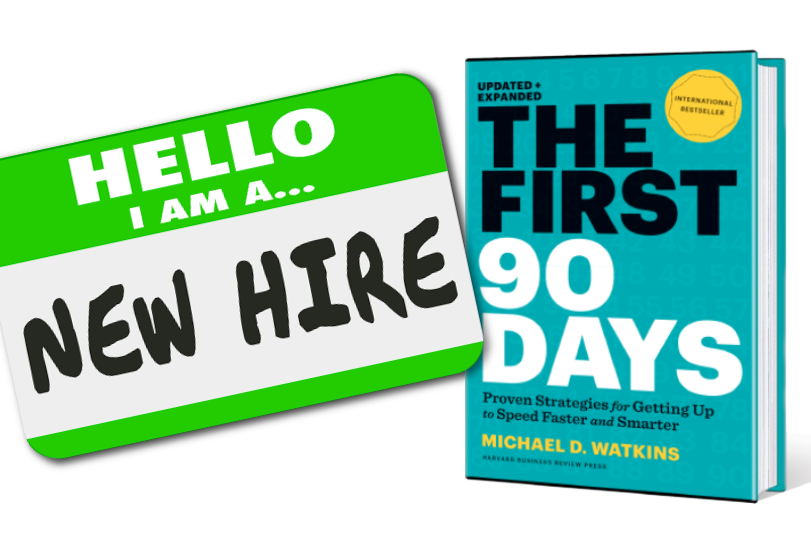 """Book Review: Prepare to Win """"The First 90 Days"""" by Michael D"""